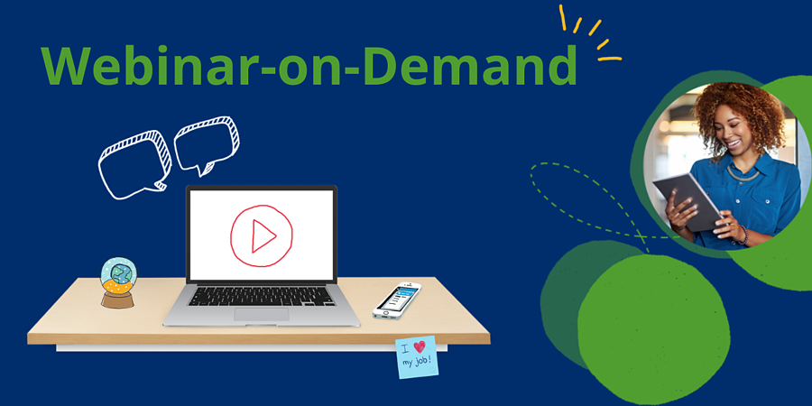 Webinar-on-Demand for event page