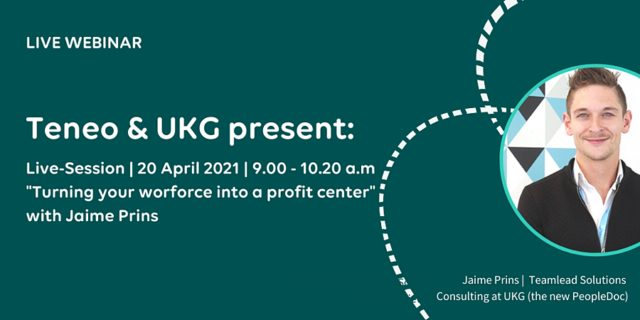 Teneo Webinar with UKG