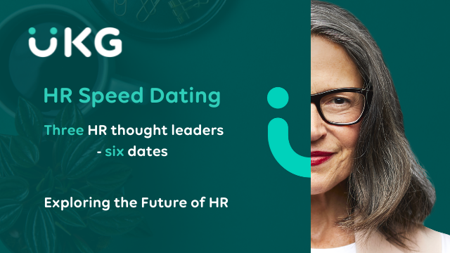 HR Speed Dating Thumbnail