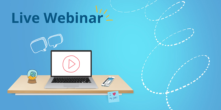 Live Webinar for event page